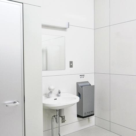 クリーンルームの使用例