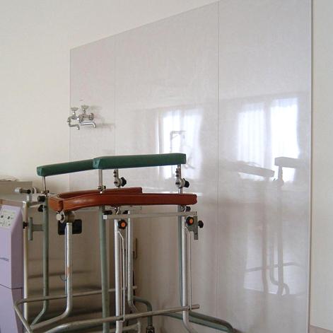 病院の使用例