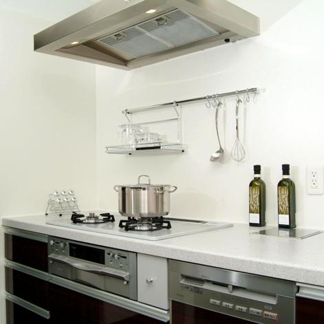 キッチンの使用例