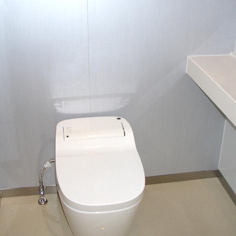 トイレの使用例