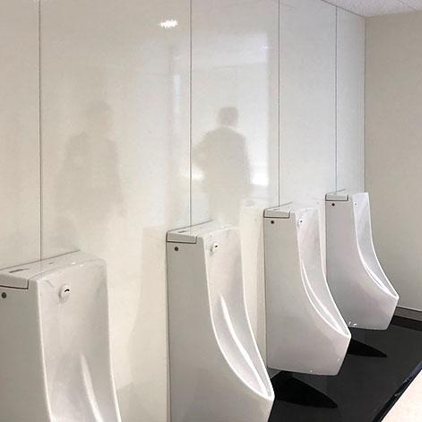 大和ハウス様、京都ビル トイレ
