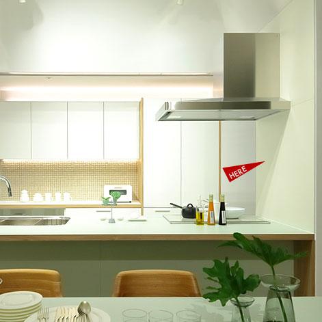 キッチンハウス様、神戸ショールーム