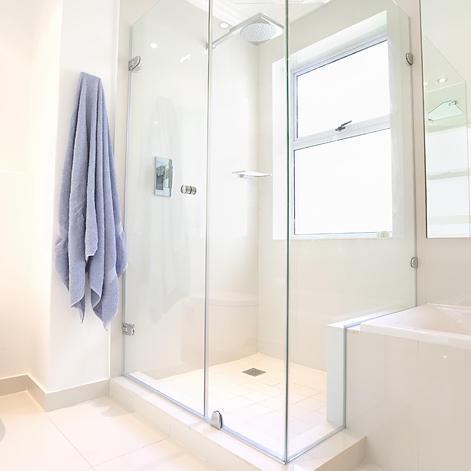 バスルームの使用例