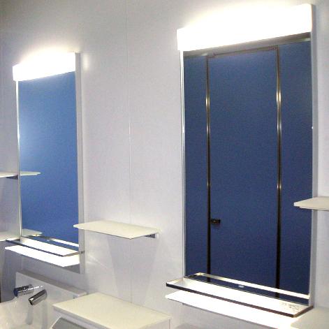 店舗トイレの使用例