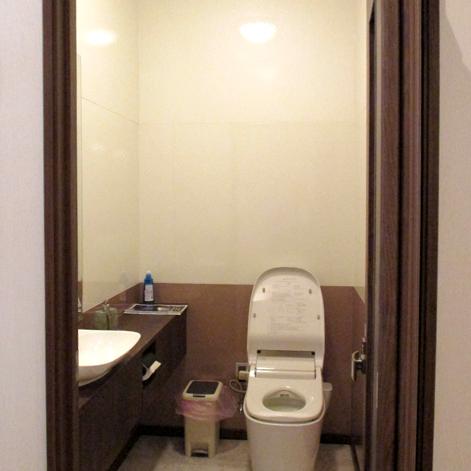 海外 台湾(トイレ)の事例