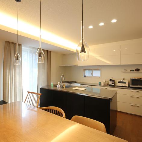 キッチンの施工事例