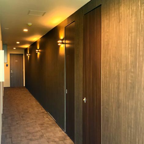 賃貸住宅 共用部分 廊下
