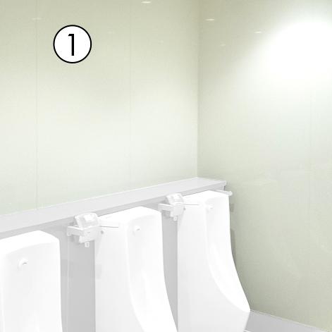 ルミネ(神奈川県藤沢市)トイレ