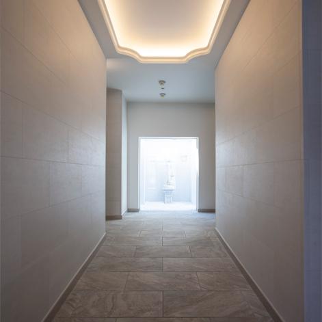 賃貸住宅 共用部 廊下