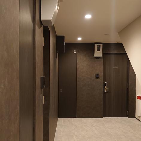 賃貸住宅 共用廊下