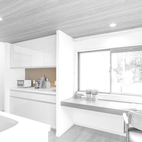 大手住宅メーカー 洗面所・カップボード